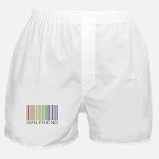 Girlfriend Gay Boxer Shorts