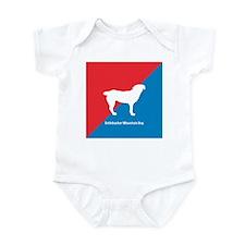 Entlebucher Infant Bodysuit