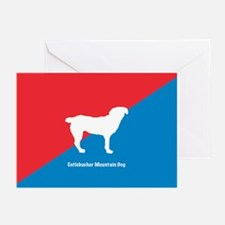 Entlebucher Greeting Cards (Pk of 10)