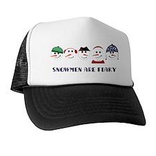 Snowmen Are Flaky Hat