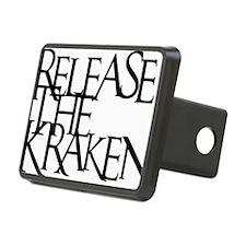 Kraken (Black) Hitch Cover