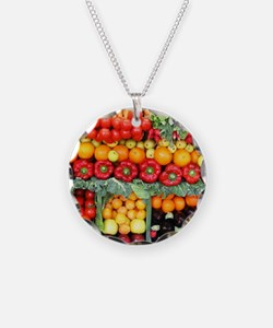 fruits and veggies Necklace