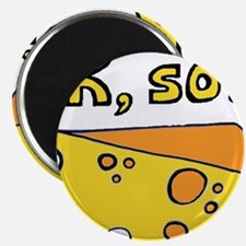Queso? Magnet