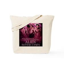 Alien Interludes Tote Bag