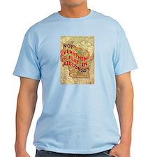Flat Wisconsin T-Shirt