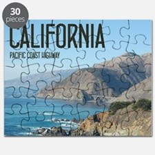 California Pacific Coast Highway 1 Bixby Br Puzzle