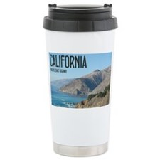 California Pacific Coas Travel Mug