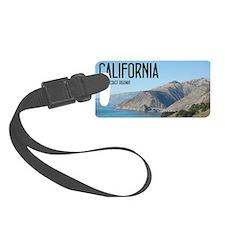 California Pacific Coast Highway Luggage Tag
