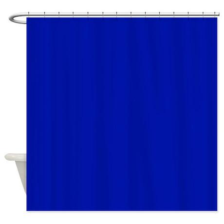 zaffre blue shower curtainmakanahele1
