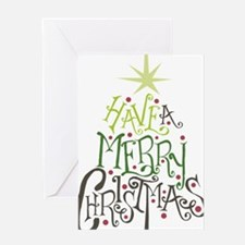 Have a Merry Christmas Greeting Card
