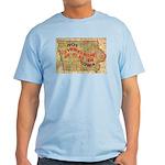 Flat Iowa Light T-Shirt