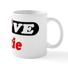 I Love Angie Mug