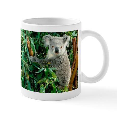 Hey There Cute Little Koala Coffee Mug