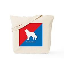 Caucasian Tote Bag