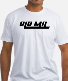 OM Logo - cut out size changeable NO RnR T-Shirt