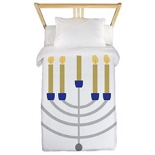 Menorah Twin Duvet