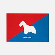 Cesky Rectangle Magnet (100 pack)