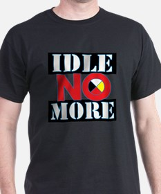 IDLE NO MORE T-Shirt