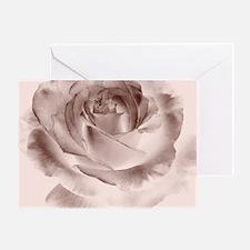 brown rose Greeting Card