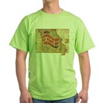 Flat Missouri Green T-Shirt