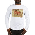 Flat Missouri Long Sleeve T-Shirt