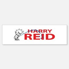 Piss On Harry Reid Bumper Bumper Bumper Sticker