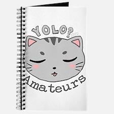 YOLO Cat Journal