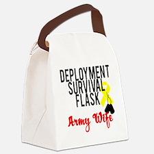 deployment Canvas Lunch Bag