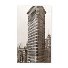 Flatiron Building Rectangle Car Magnet
