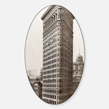 Flatiron Building Decal
