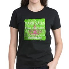 junker shirt greenwithpinkand Tee
