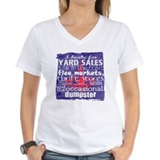 junker shirt blueredwhite Shirt