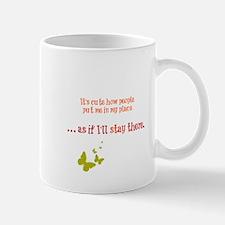 Its Cute How People ... Mugs