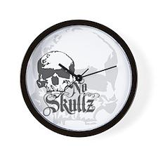 ns_16_pillow_hell Wall Clock
