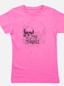 No skulls Girl's Tee
