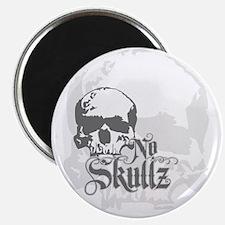No skulls Magnet
