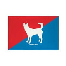 Canaan Rectangle Magnet (100 pack)