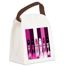 Girls Night  Out  2013 Canvas Lunch Bag