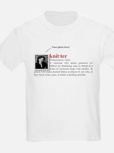 Definition of a Knitter T-Shirt