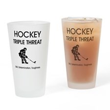 hockeysdt Drinking Glass