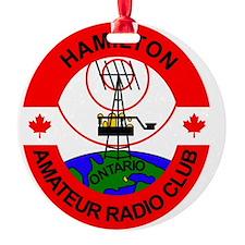 HARC Logo Ornament