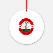 HARC Logo Round Ornament