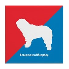 Bergamasco Tile Coaster