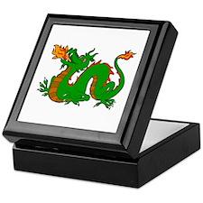 Dragons Keepsake Box