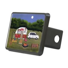 Summer Camping Hitch Cover
