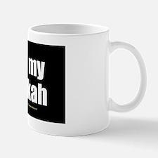 I Love My Hookah wallpeel Mug