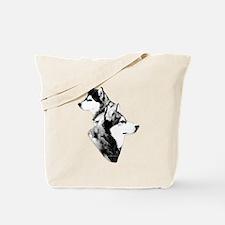 Mal Charcoal2 Tote Bag
