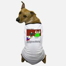 SUPERGUY FAINTS! Dog T-Shirt