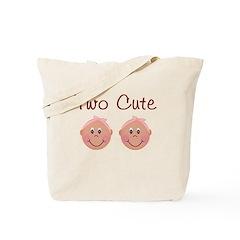 Two Cute Tote Bag