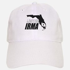 I Survived Hurricane Irma Baseball Baseball Baseball Cap